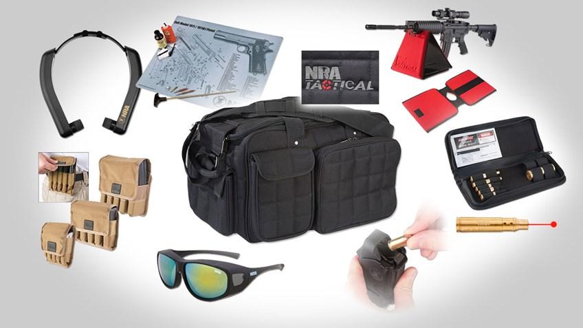 Range Bag Essentials