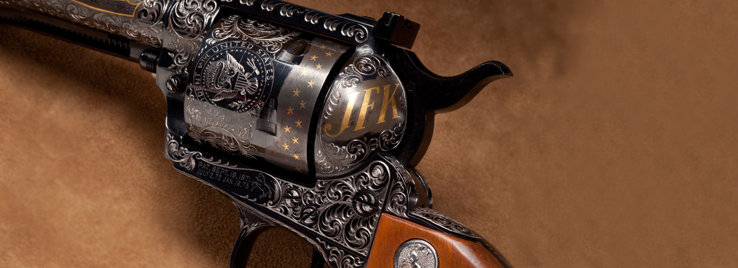 Featured Guns from the NRA Museums