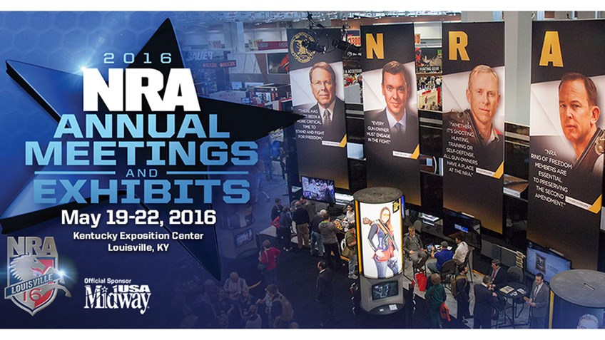 NRA Annual Meeting Events: Thursday May 19th