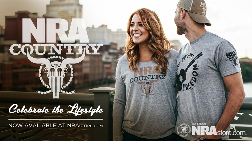 NRA Country Merchandise Now Available at NRAstore!