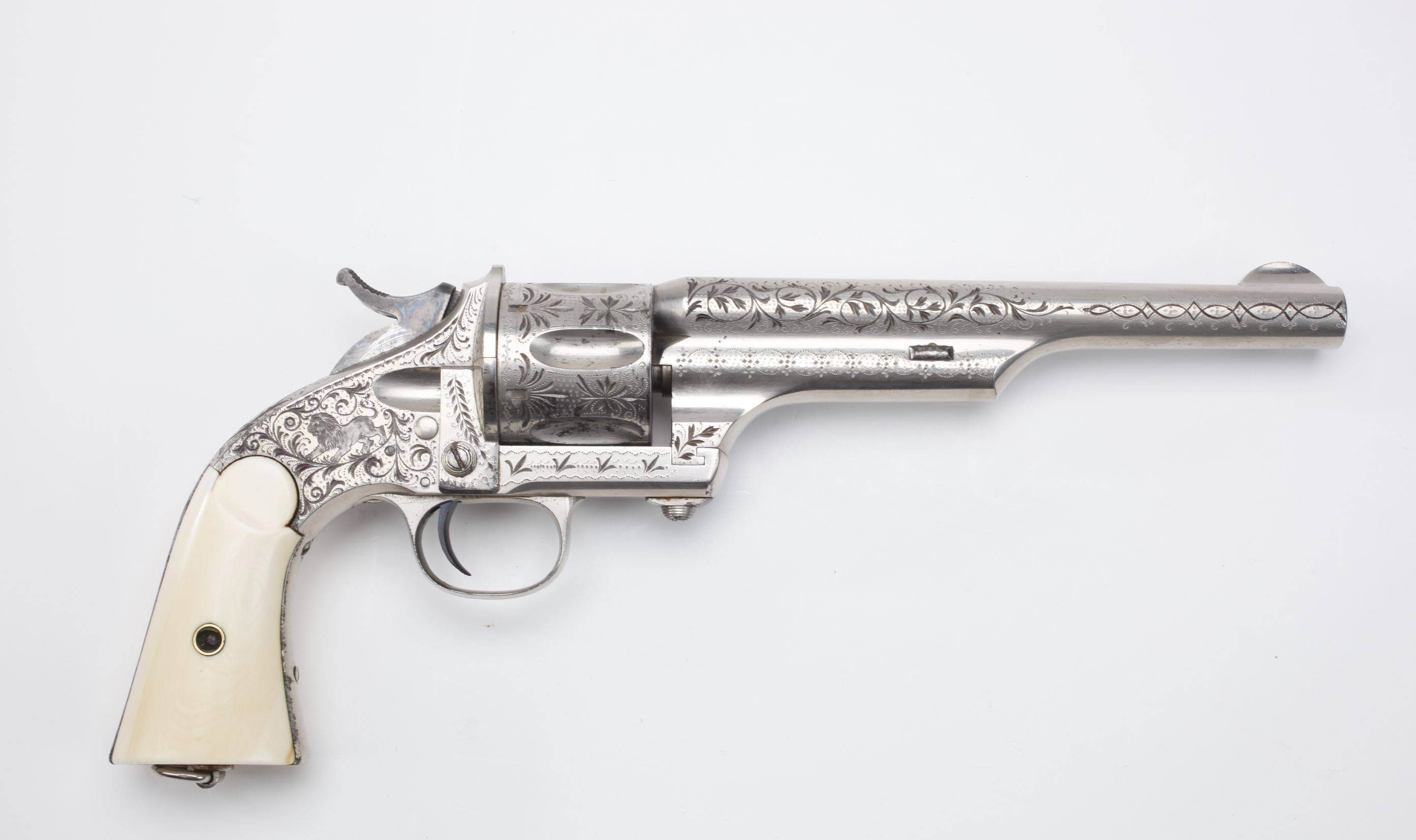 A Brief History of Firearms: Handguns of the American West