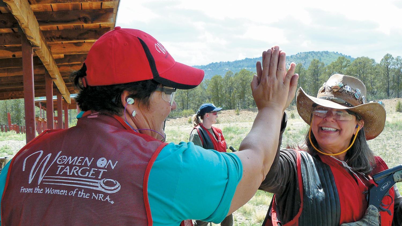 See How One Colorado Gun Range is Putting Women on Target