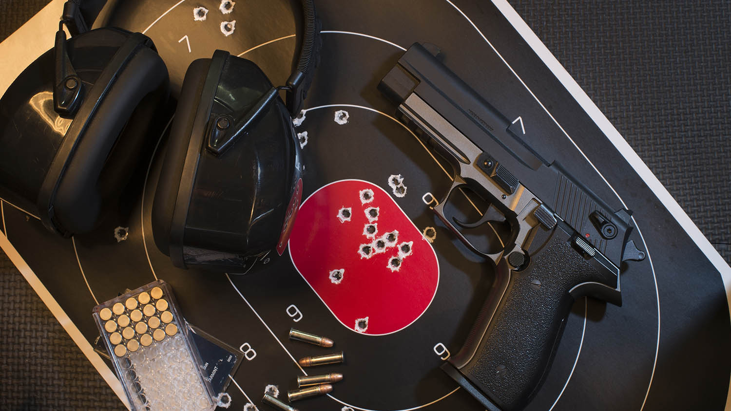 Train at the NRA Outdoors Defensive Handgun Academy
