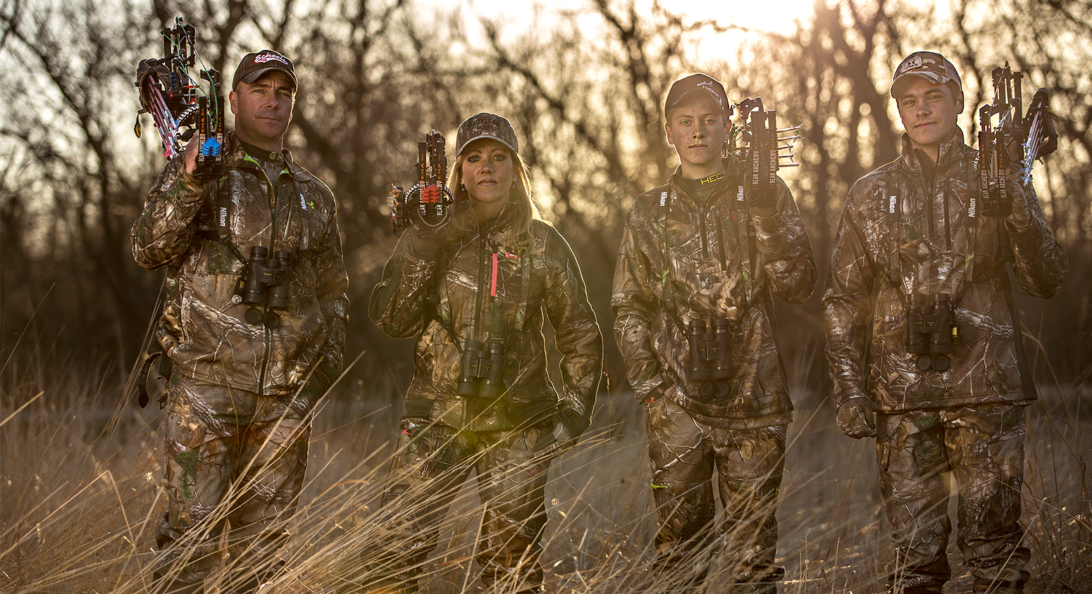 A Family Who Hunts Together, Stays Together