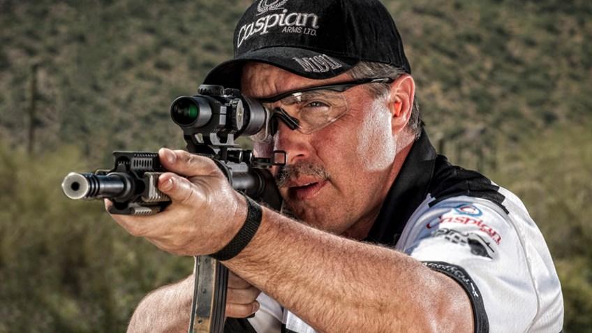 The Undisputed NRA World Shooting Champion: Bruce Piatt