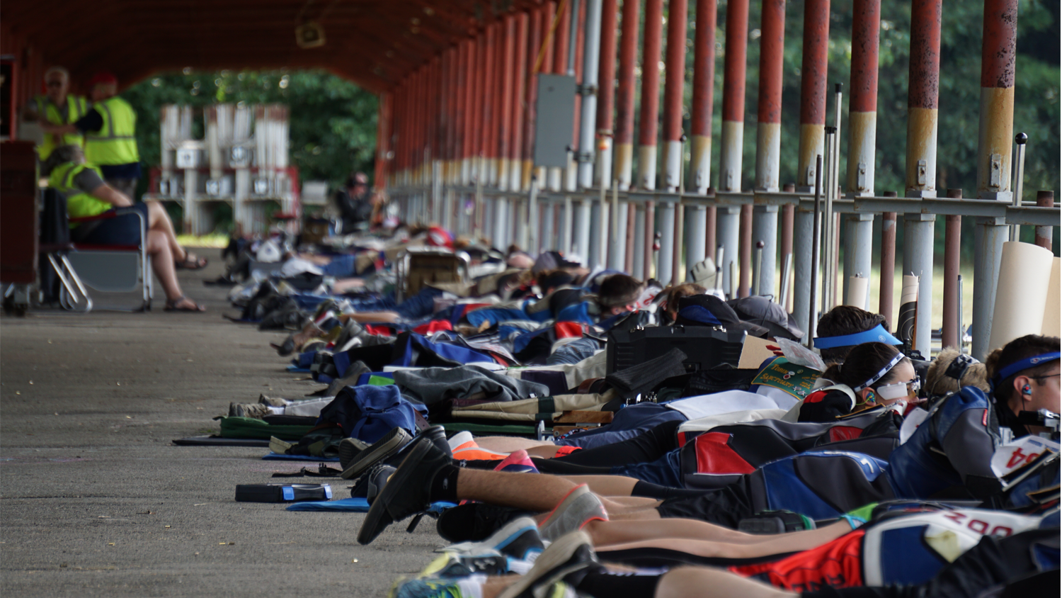 From the Firing Line: NRA National Smallbore Rifle Championships