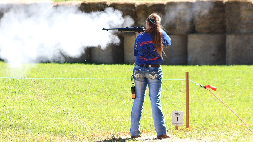 First 24 Hours at the NRA YHEC National Championship