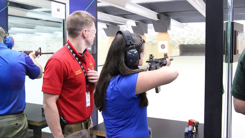 NRA Headquarters Range earns 2016 Best of Fairfax honors