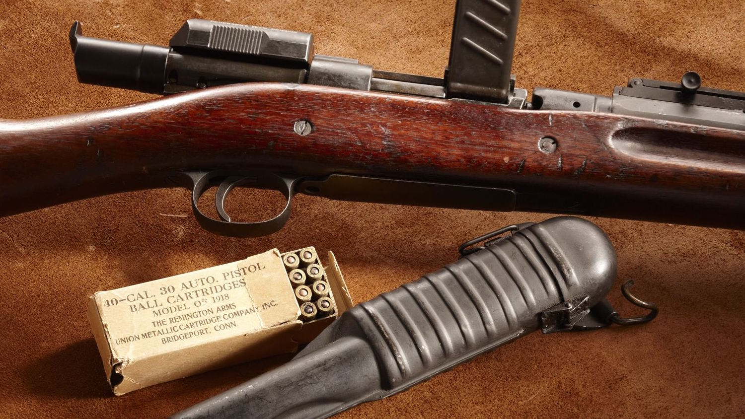 10 Fascinating Firearms From History