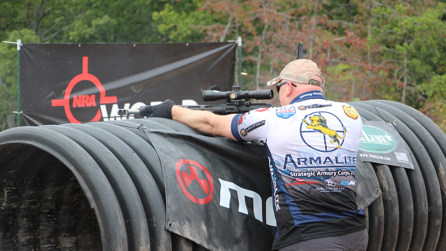 5 Things to Know About the NRA World Shooting Championship
