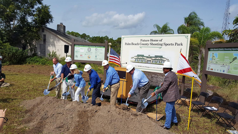 NRA Provides Public Range Grant for Florida Shooting Sports Park