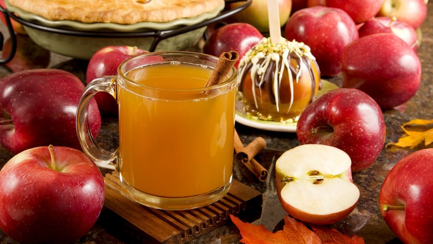 Friday Feast: National Hot Mulled Cider Day