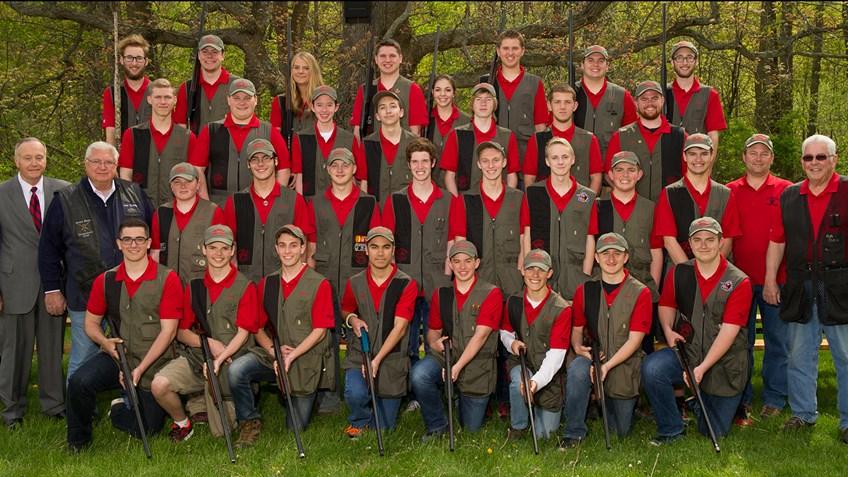 Michigan High School Skeet Team Rises to the Top