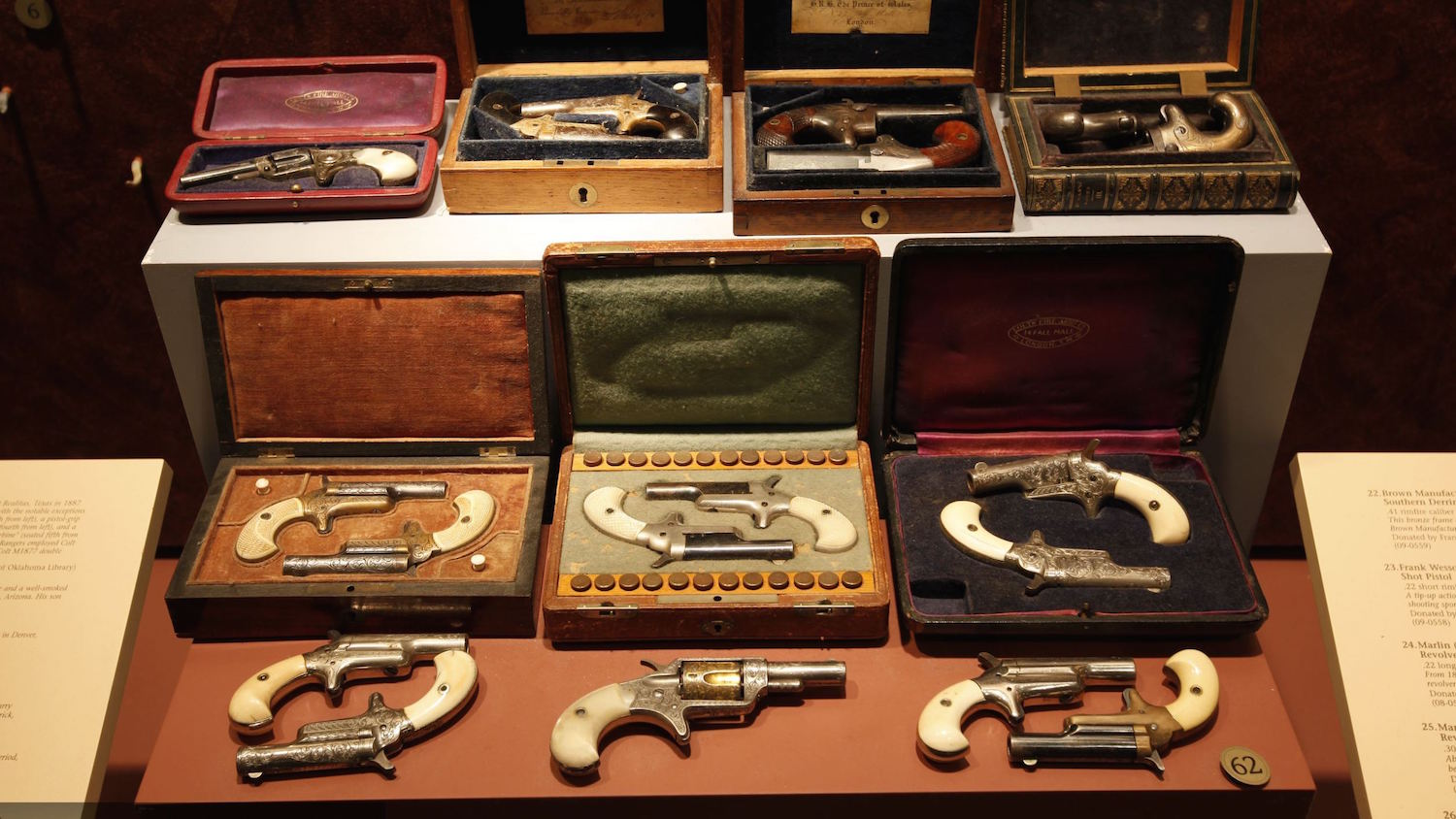 Pocket Rockets: The Origins of Small, Concealable Handguns