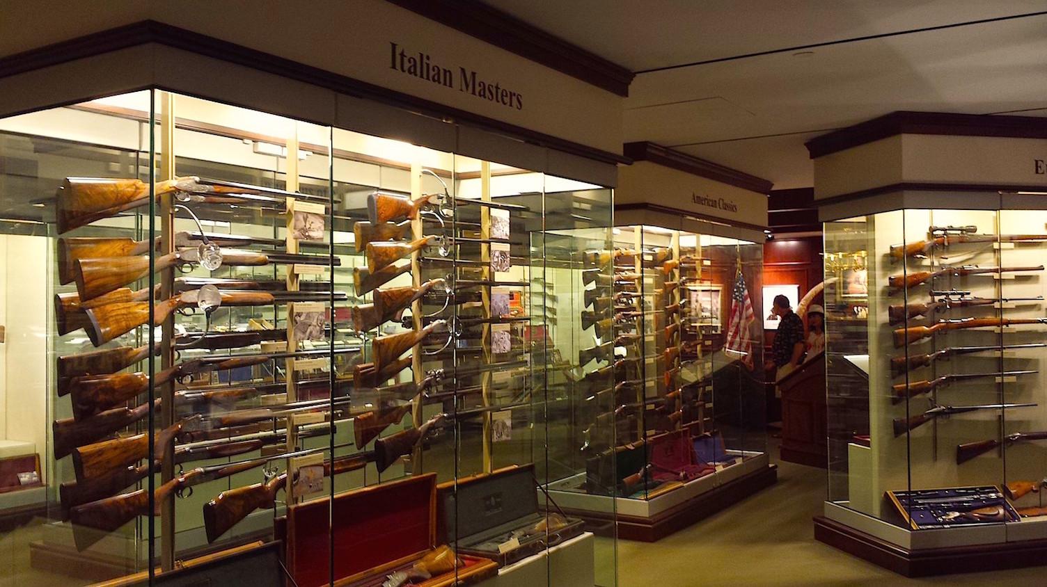 NRA National Firearms Museum Earns 2016 Best of Fairfax Award