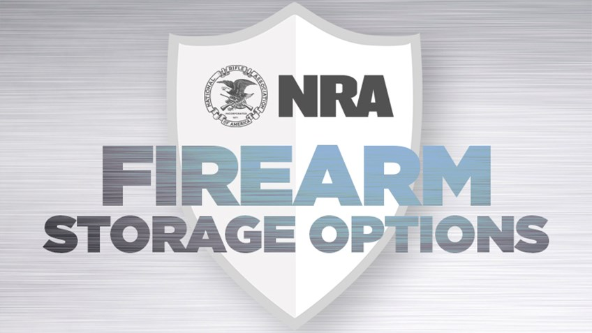 Firearm Storage Options