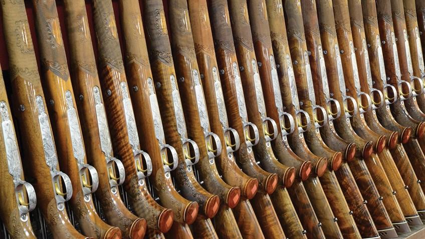 Gun Collecting: Where the Guns Are