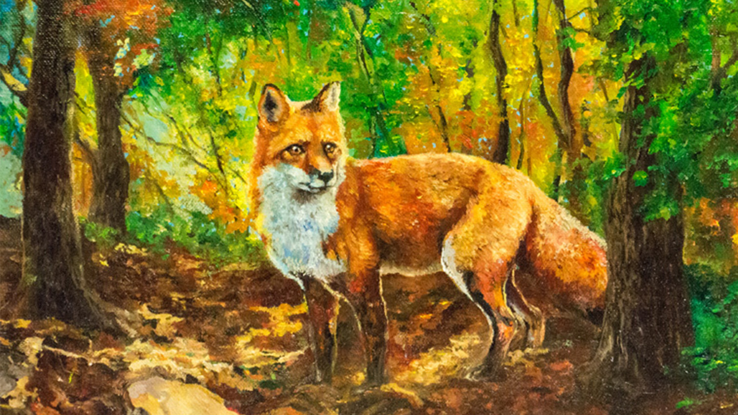 Voting for the 2016 Youth Wildlife Art Contest is Open!