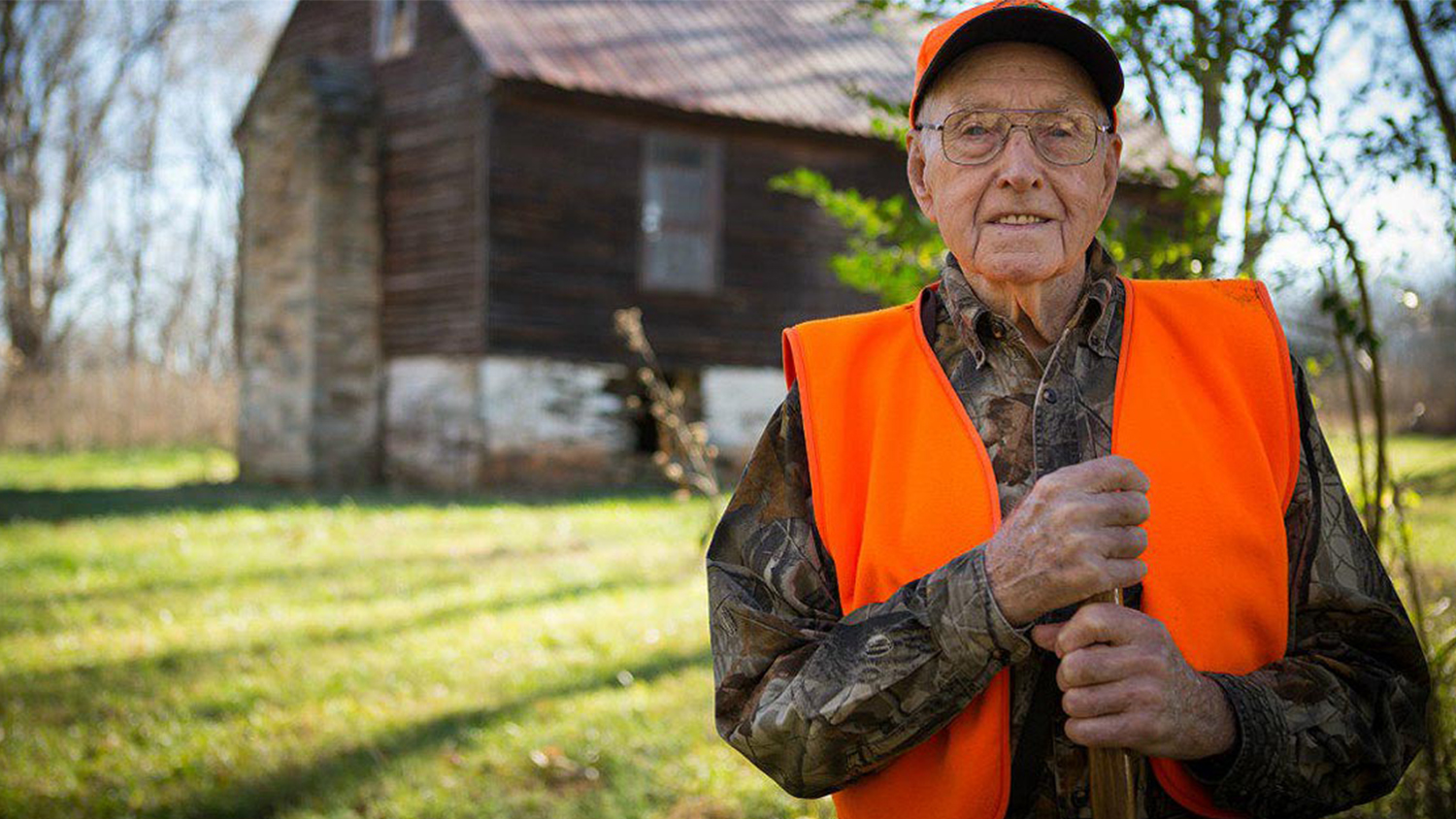Country's Oldest Hunter Harvests Buck of a Lifetime