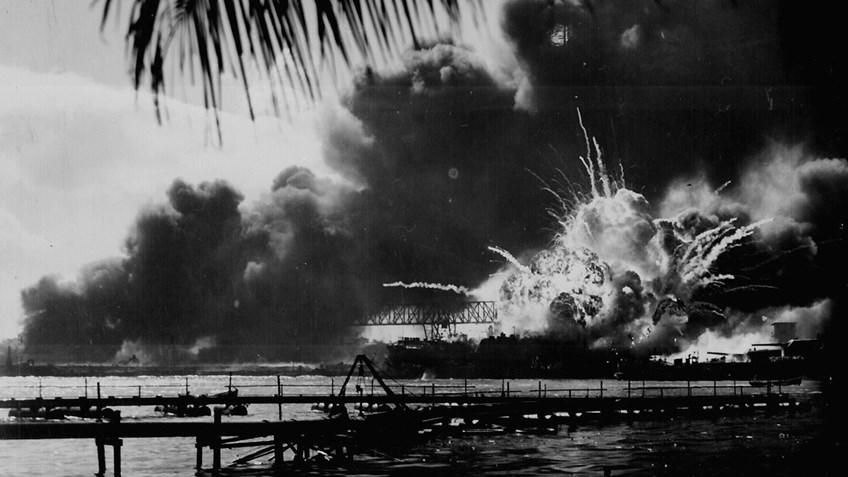 Remembering World War II Through Two Writer's Guns