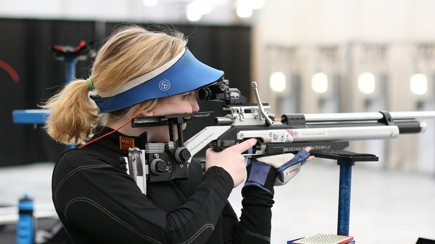 NRA Publications Supports Local Gun Club