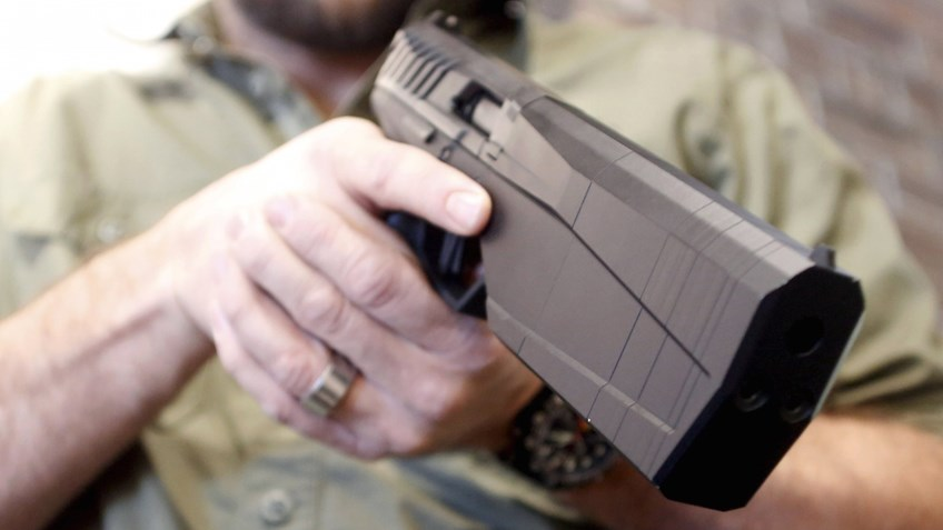 The Past, Present and Future of Suppressors Together at NRA Headquarters