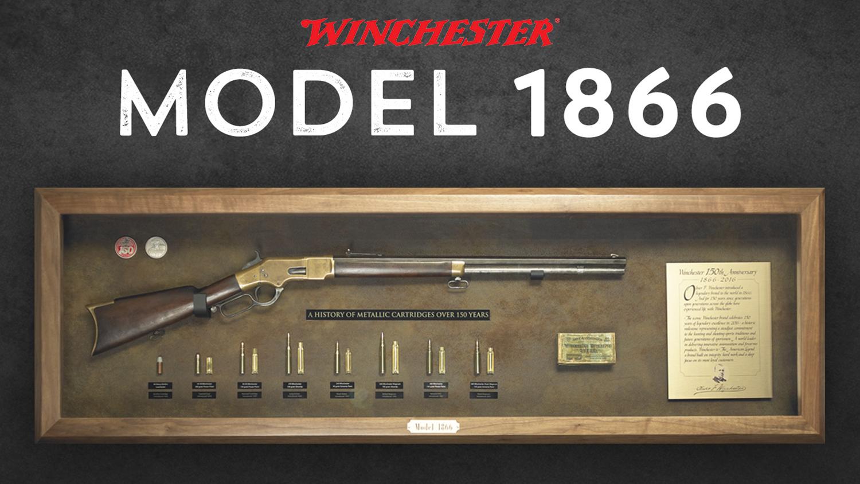 Bid Now For Winchester's Last 150th Commemorative Bullet Board