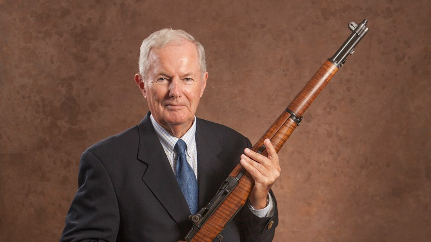 NRA President Allan Cors reflects on the M1 Garand