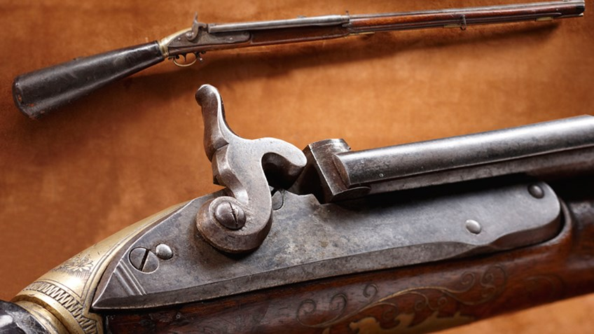 How to Care for Your Family's Collectible Firearm