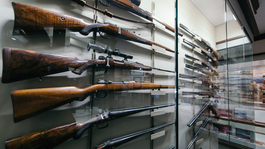 Looking Back at the Most Interesting Donations to NRA Museums in 2016