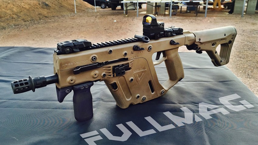 The Head-Turning Innovation Behind The KRISS Vector
