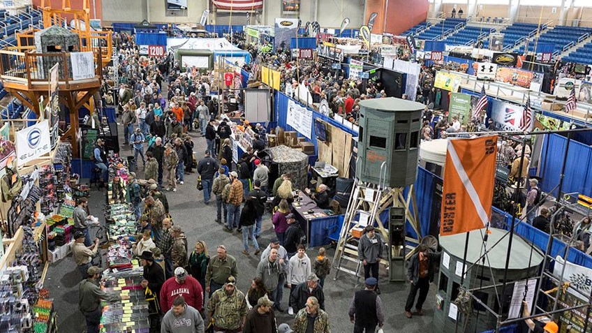 NRA Museums Taking a Road Trip to the Great American Outdoor Show
