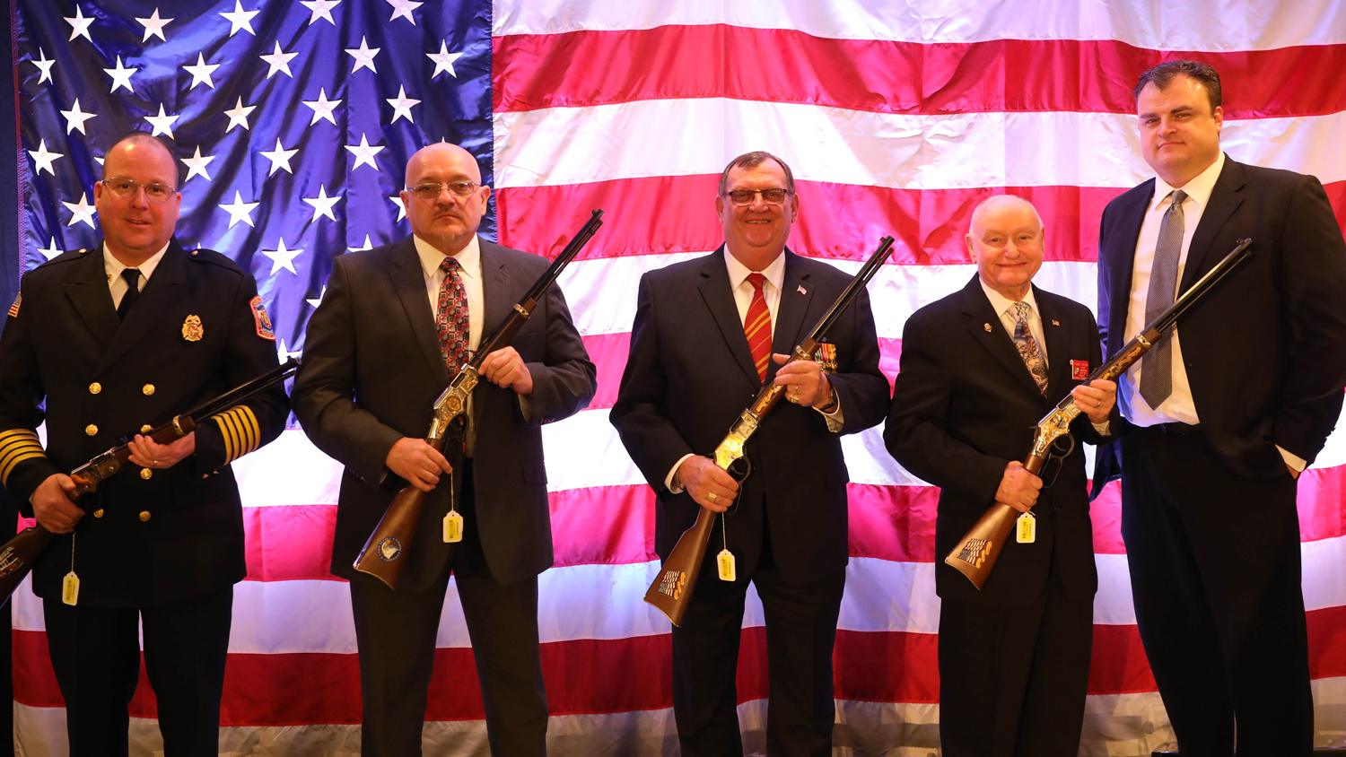 Henry Repeating Arms Honors Selfless Service at The NRA Foundation Sportsmen's Banquet
