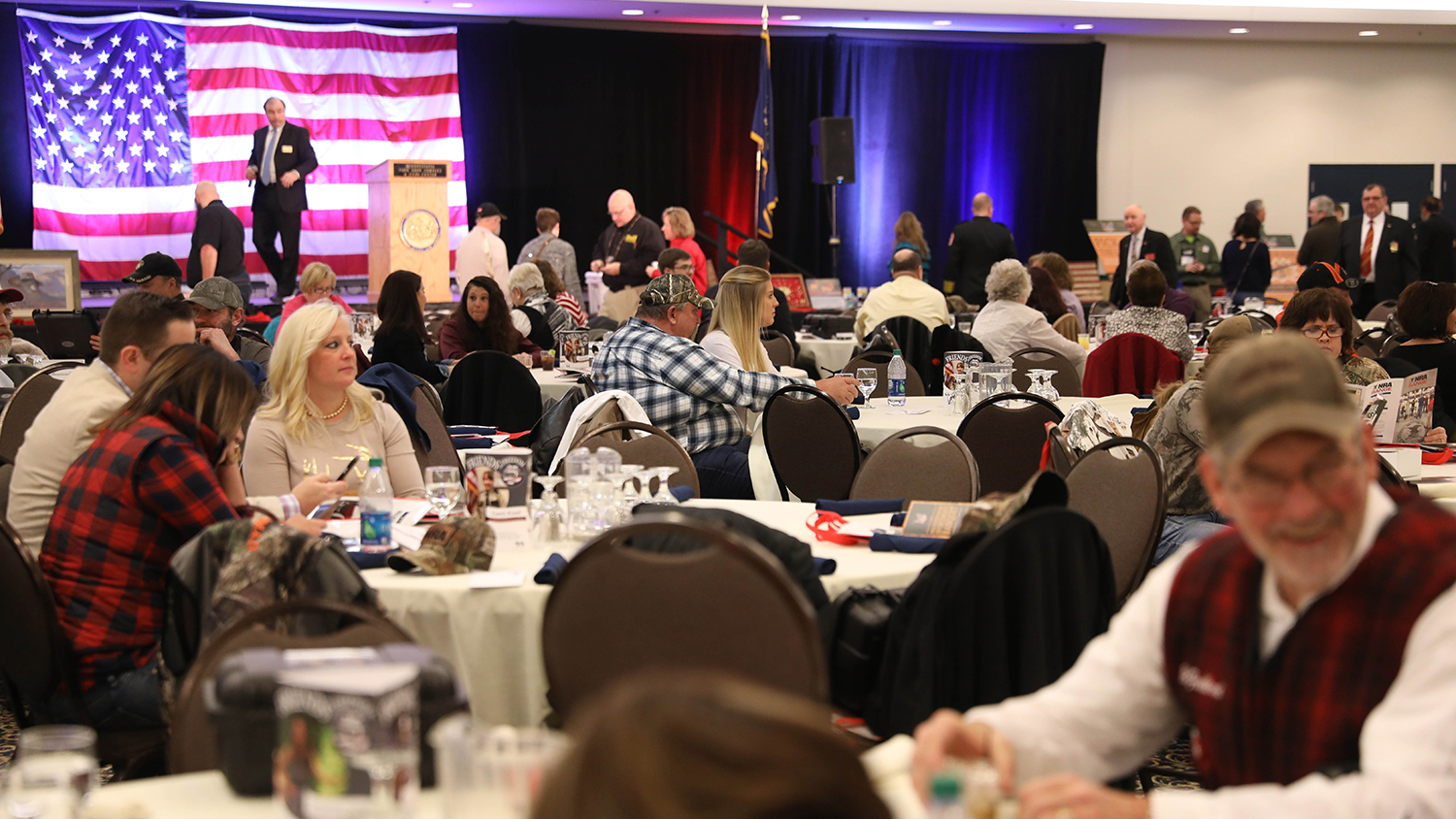 The NRA Foundation Sportsmen's Banquet Continues Tradition of Fundraising Excellence