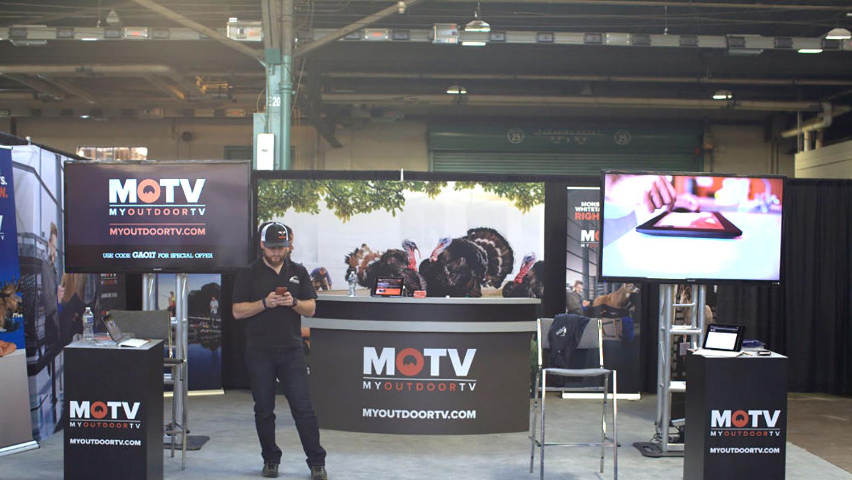 MyOutdoorTV Brings the Best of Outdoor Entertainment to the Great American Outdoor Show