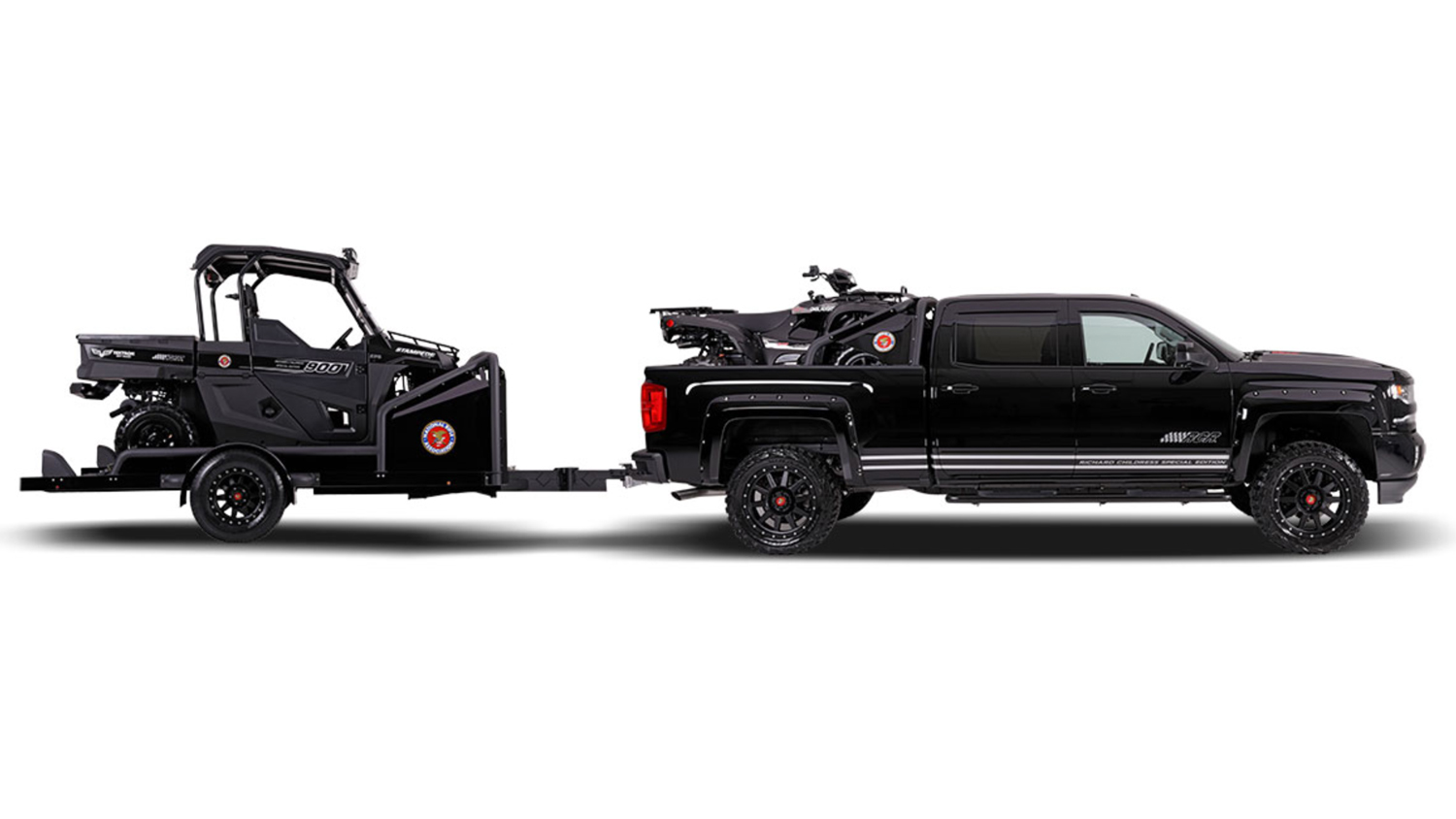 NRA Blog | Enter To Win This Awesome NRA Truck Package