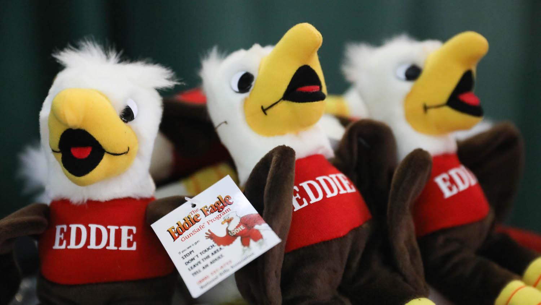 Eddie Eagle Kid Zone Makes Gun Safety Fun at 2017 Great American Outdoor Show