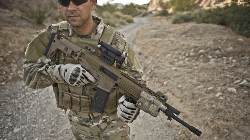 A Brief History of the Adaptive Combat Rifle