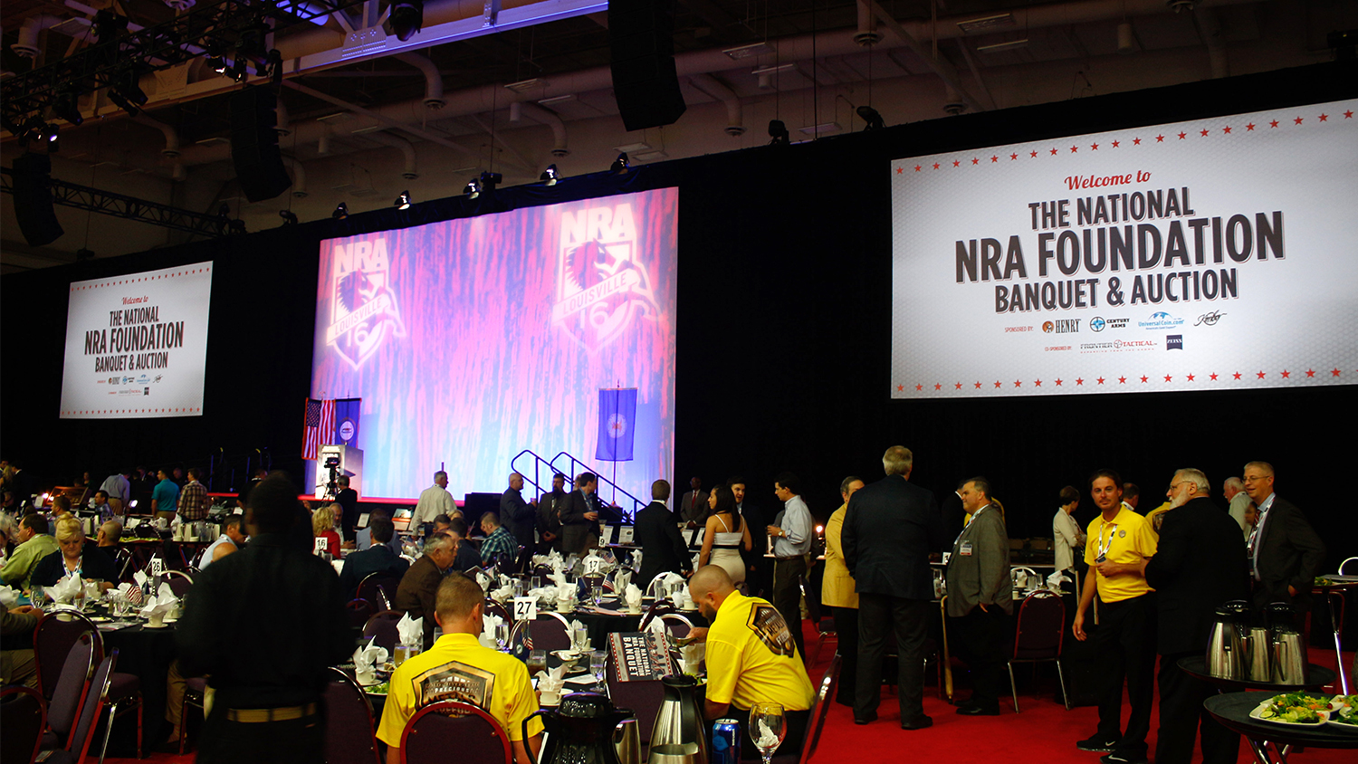 How You Can Support the Future of the Shooting Sports at the 2017 NRA Annual Meetings