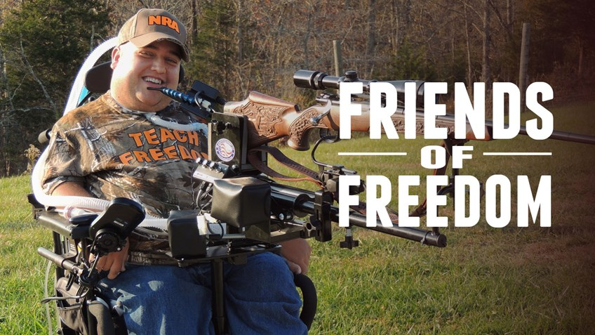 Fundraising Warrior Targets Rural Kentucky