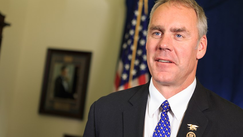 10 Things You Need to Know About New Interior Secretary Ryan Zinke