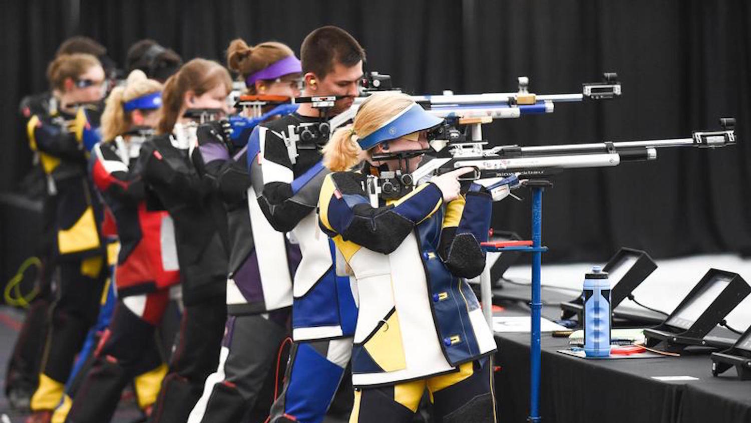 A (Very) Quick Overview of NCAA Rifle Competition Rules