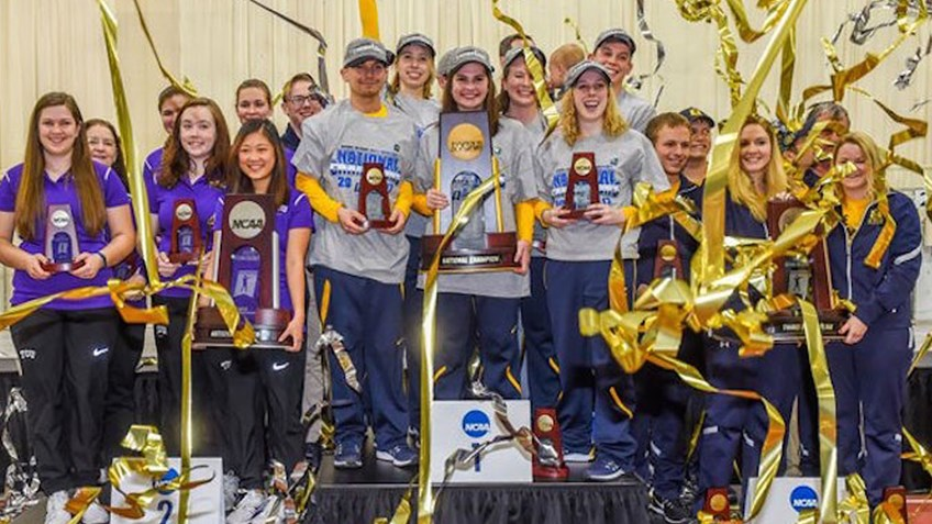 WVU Captures Fifth-Straight NCAA Rifle Championship in Columbus