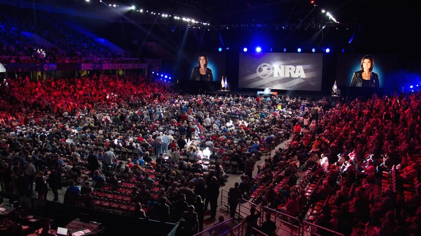 Join Voices of American Freedom at NRA-ILA Leadership Forum at NRA Annual Meetings 2017