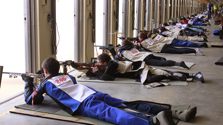 2017 NRA Intercollegiate Rifle Club Championship Schedule