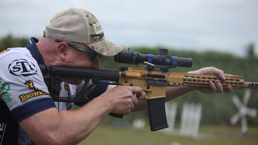 NRA Outdoors Turns 3-Gun Shooters Into Competition Champions