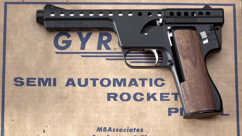 The Strangest Guns You'll Find In The NRA Museums Collections