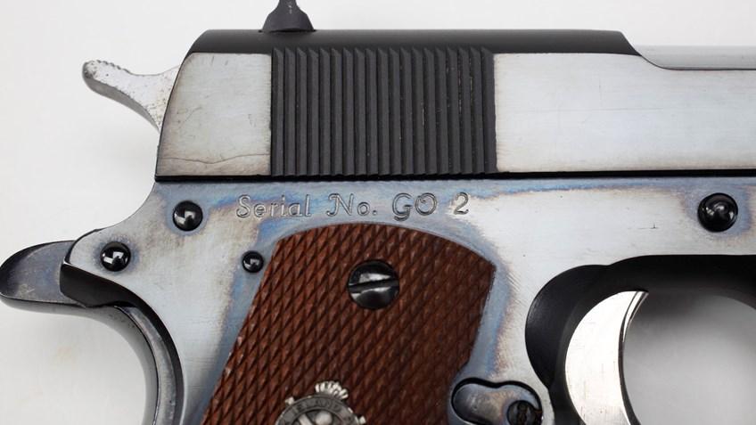History in a Handgun: Maj. Gen. John C. Raaen Jr.'s M15