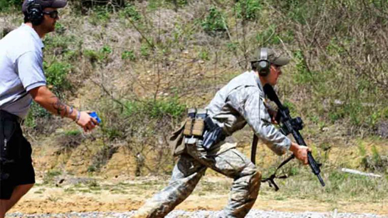 NRA Sponsors 2017 Military College Combat Shooting Championship