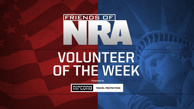 Volunteer of the Week: Kenny Riedlinger